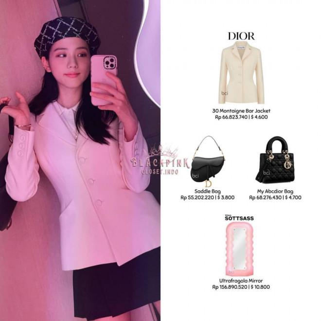 Cùng mặc áo Dior, Khánh Linh và Châu Bùi mix đồ cao tay hơn đại sứ thương hiệu Jisoo - 4