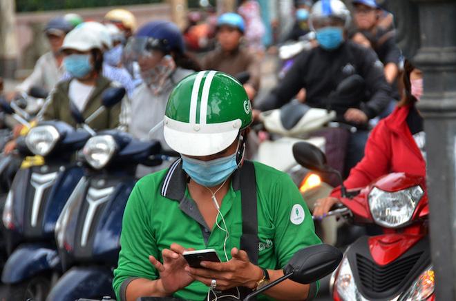 Gojek, Be, Grab có bao nhiêu tài xế tại Việt Nam? - 1