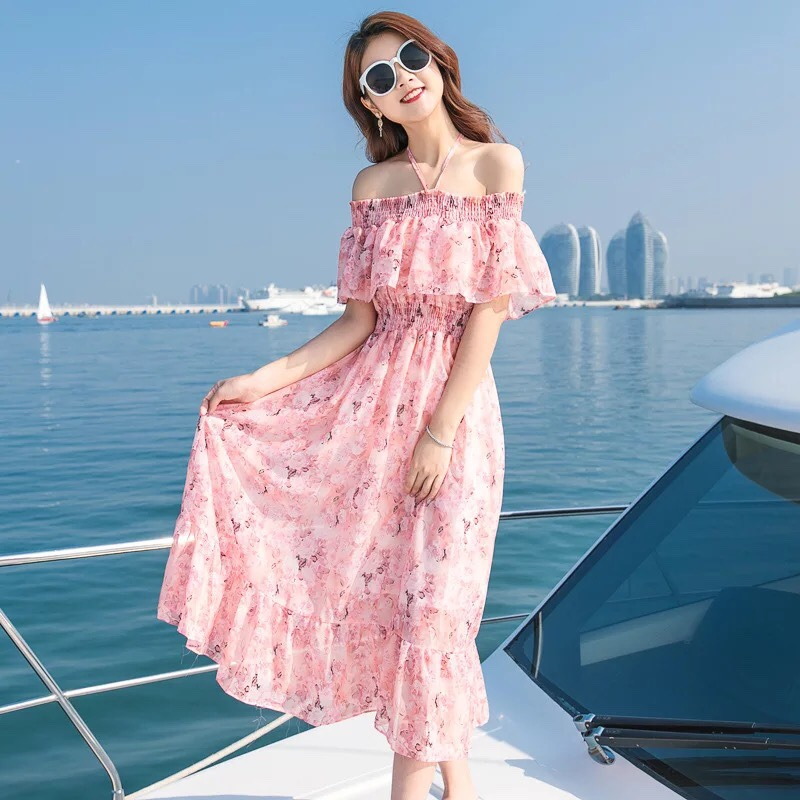 Đi biển mà thiếu 5 kiểu váy maxi này thì thật đáng tiếc - hình ảnh 9