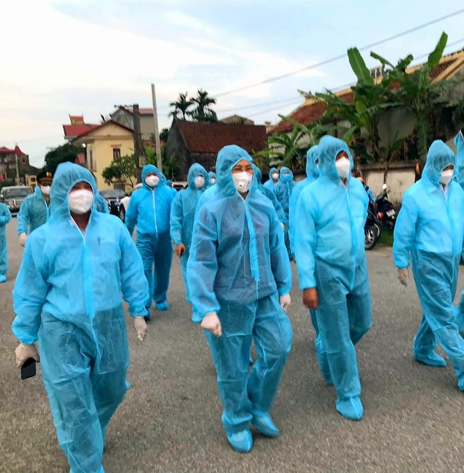 Bộ Y tế điều động chuyên gia chủ lực hỗ trợ Hà Nam ngay trong đêm - hình ảnh 1