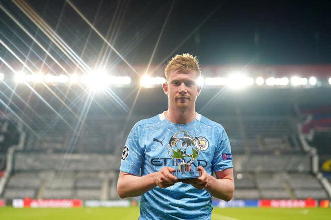 Man City hạ PSG đại náo các thống kê, De Bruyne lập kỳ tích tựa Messi - 3