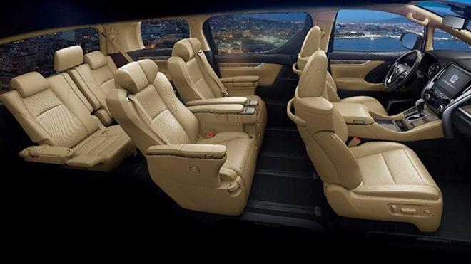 Xe sang Toyota Crown có thêm biến thể minivan cực ngầu - 9