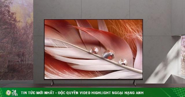 Sony giới thiệu TV trí tuệ nhận thức đầu tiên trên thế giới