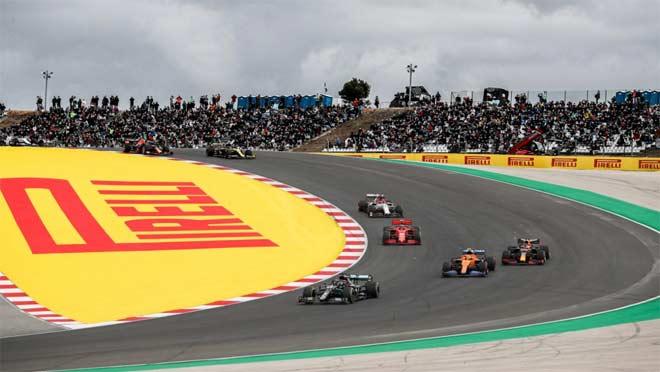 """Đua xe F1, Portuguese GP: """"Vòng 3"""" cuộc chiến giữa những """"gã khổng lồ"""" - 1"""