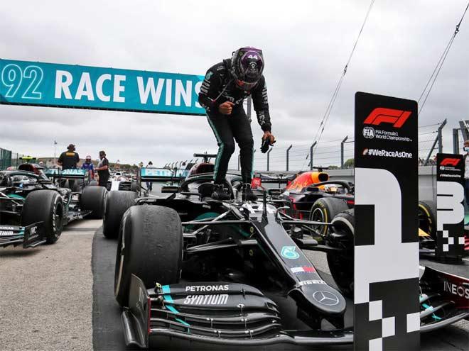 """Đua xe F1, Portuguese GP: """"Vòng 3"""" cuộc chiến giữa những """"gã khổng lồ"""" - 6"""