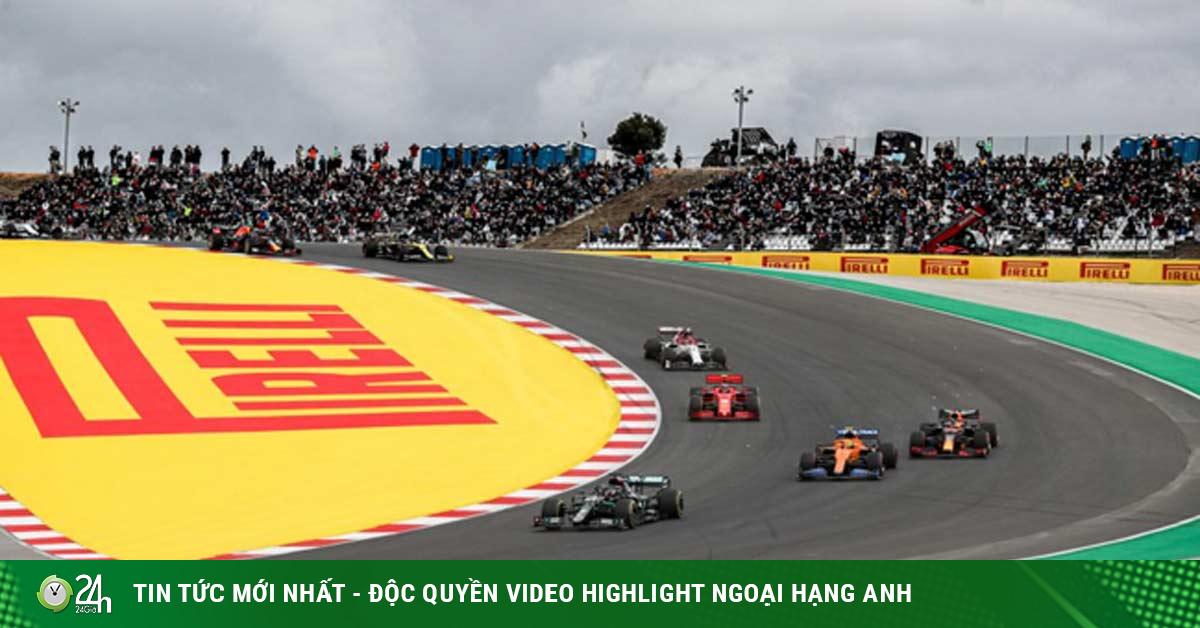 Đua xe F1, Portuguese GP: Vòng 3 cuộc chiến giữa những gã khổng lồ