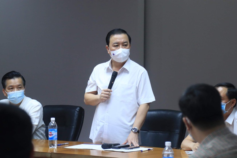 2 trường hợp dương tính lần 1 với SASR-CoV-2, Hà Nội họp khẩn với khu công nghiệp - hình ảnh 2