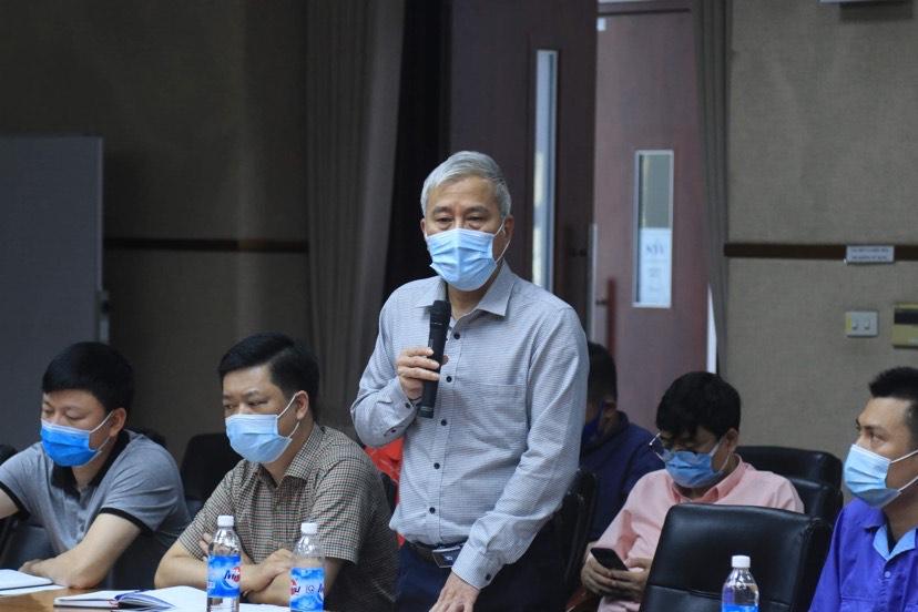 2 trường hợp dương tính lần 1 với SASR-CoV-2, Hà Nội họp khẩn với khu công nghiệp - hình ảnh 1