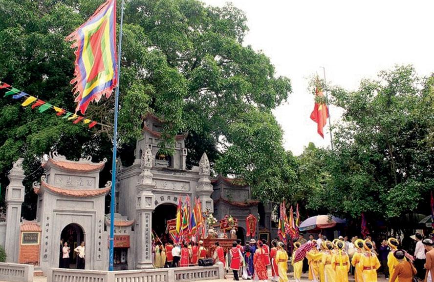 Hưng Yên đóng cửa khu di tích Phố Hiến từ 1/5 để phòng dịch COVID-19 - hình ảnh 1