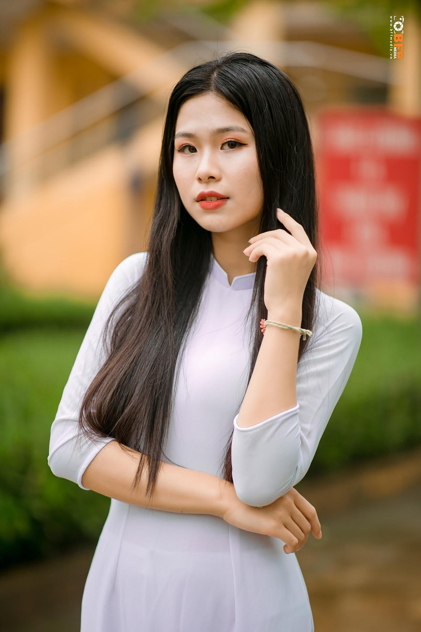 Thí sinh 18 tuổi miền gái đẹp Tuyên Quang gây chú ý khi thi hoa hậu - hình ảnh 2