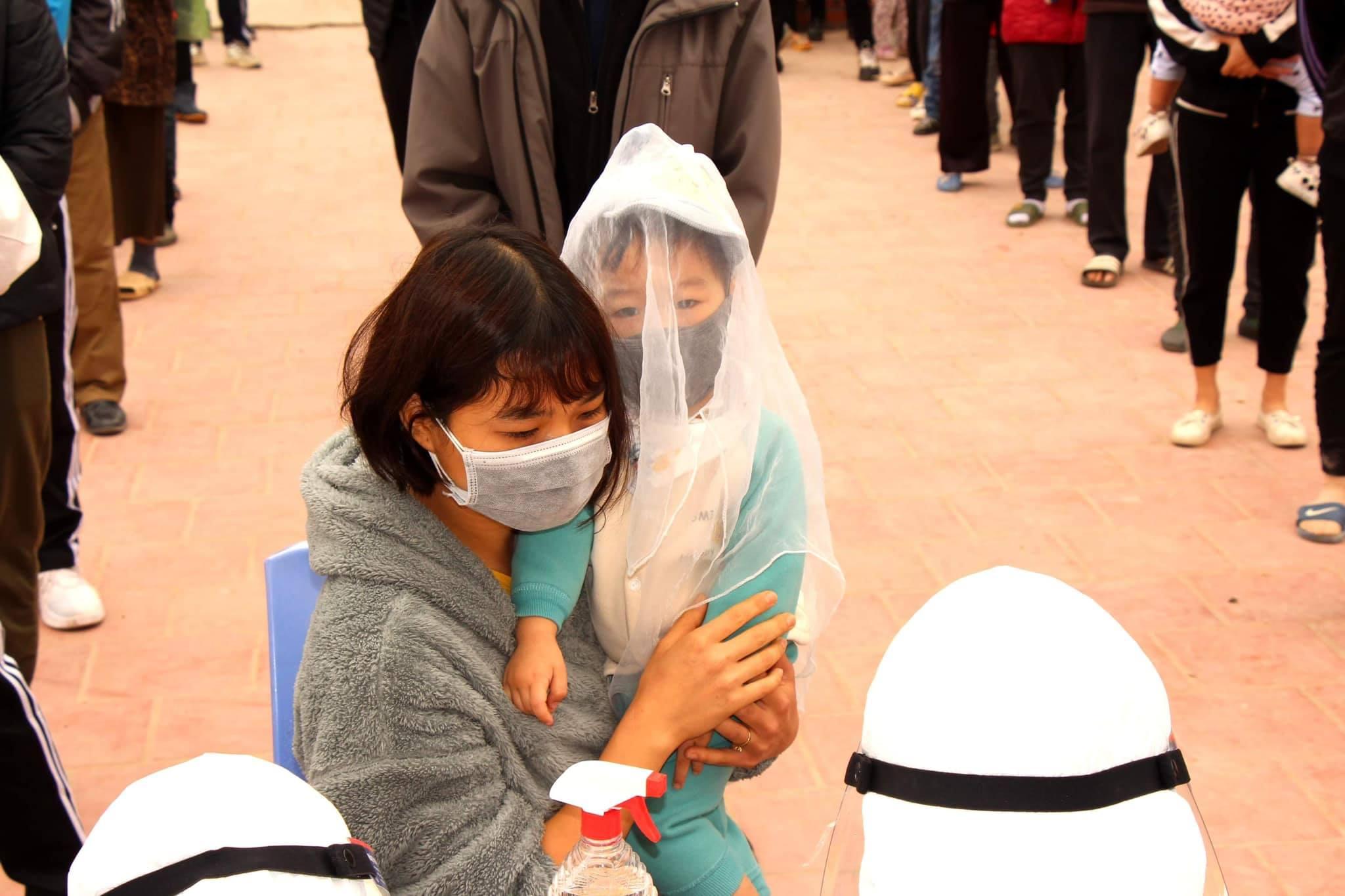 Đã có hơn nửa triệu người Việt Nam được tiêm vắc-xin COVID-19 - hình ảnh 1