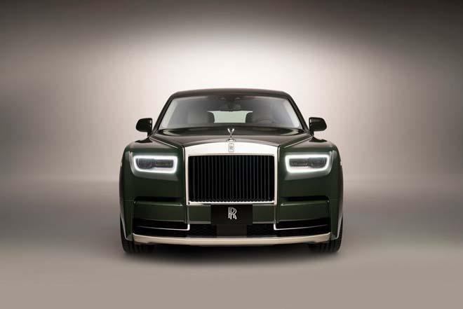 Chiêm ngưỡng cực phẩm xa xỉ Rolls-Royce Phantom Oribe x Hermès - 9
