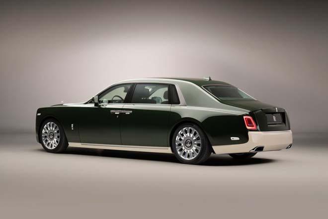 Chiêm ngưỡng cực phẩm xa xỉ Rolls-Royce Phantom Oribe x Hermès - 4