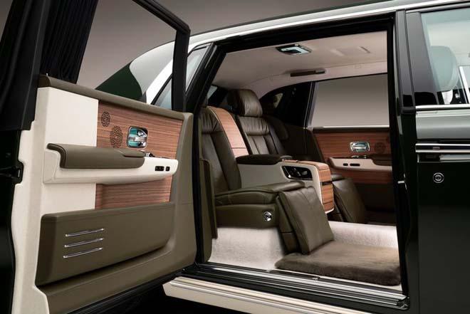 Chiêm ngưỡng cực phẩm xa xỉ Rolls-Royce Phantom Oribe x Hermès - 7