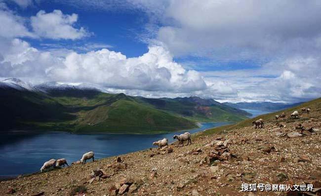 Hồ bí ẩn nhất Tây Tạng, khối lượng cá cực lớn nhưng không ai dám đánh bắt - hình ảnh 3