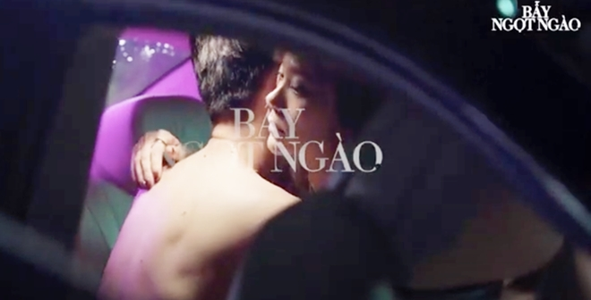 Cảnh ân ái trên ô tô của Minh Hằng chưa là gì so với 8 tiếng diễn cảnh 18+ với Quý Bình! - 4