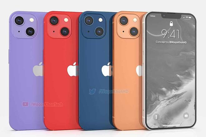 Bộ ảnh iPhone 13 ngon khó cưỡng tiếp tục xuất hiện - 1