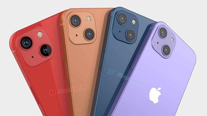 Bộ ảnh iPhone 13 ngon khó cưỡng tiếp tục xuất hiện - 4
