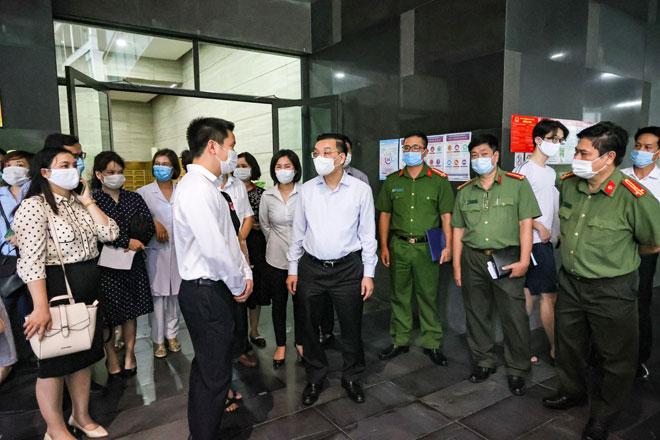 Ông Chu Ngọc Anh yêu cầu xử lý nghiêm những trường hợp nhập cảnh trái phép - hình ảnh 3