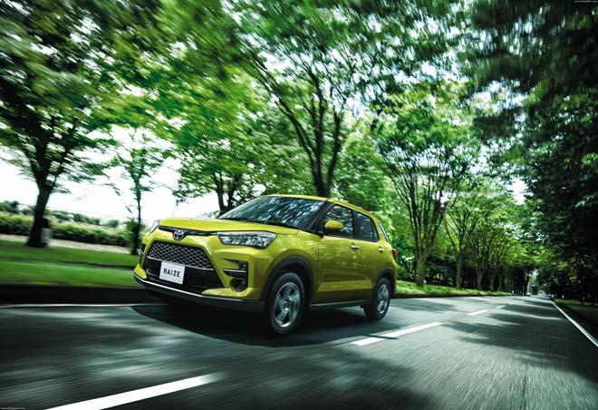 Toyota Raize ra mắt, giá từ 353 triệu đồng - 8