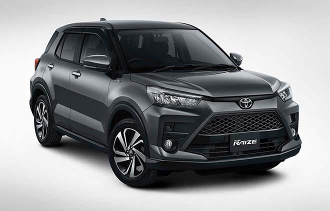 Toyota Raize ra mắt, giá từ 353 triệu đồng - 1