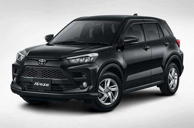 Toyota Raize ra mắt, giá từ 353 triệu đồng - 3