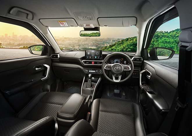 Toyota Raize ra mắt, giá từ 353 triệu đồng - 5