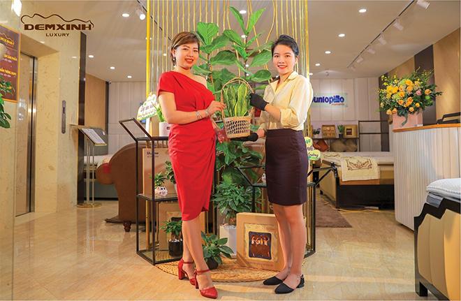 Đệm Xinh - chuyên gia đồng hành và chăm sóc giấc ngủ cho mọi gia đình Việt - 2