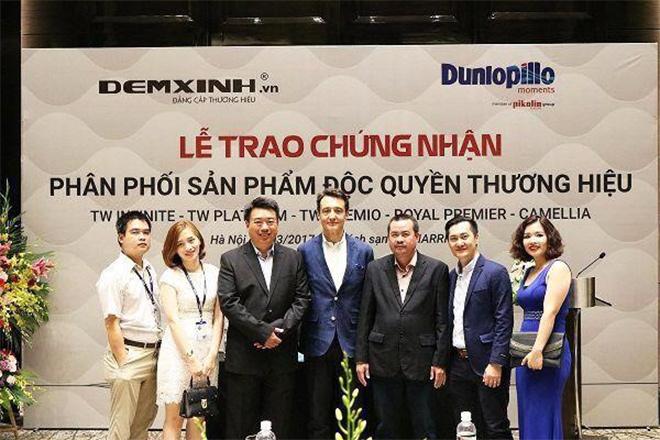 Đệm Xinh - chuyên gia đồng hành và chăm sóc giấc ngủ cho mọi gia đình Việt - 3