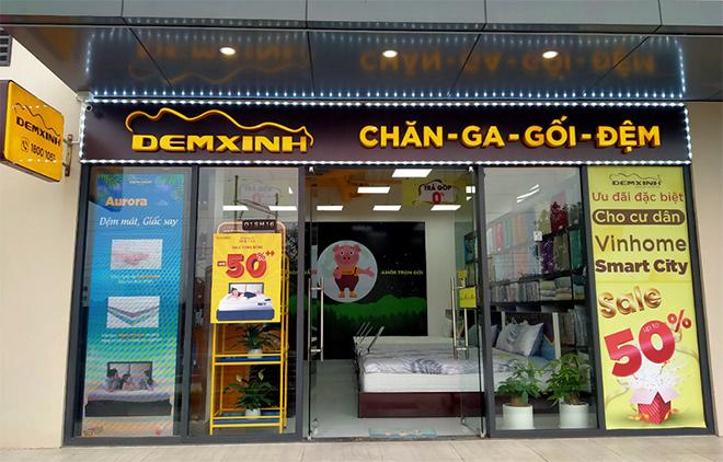 Đệm Xinh - chuyên gia đồng hành và chăm sóc giấc ngủ cho mọi gia đình Việt - 4
