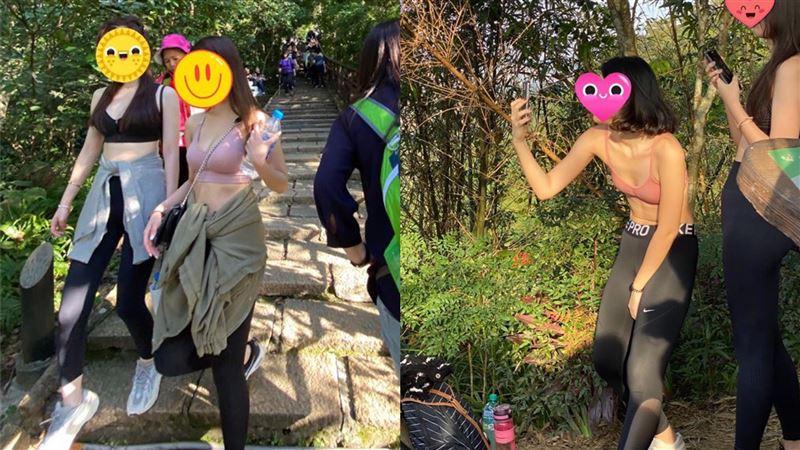 """Theo chân người đẹp Cá Ngừ, """"hot girl Malaysia 50 vạn fan"""" lại mặc thảm họa đi rừng - hình ảnh 6"""