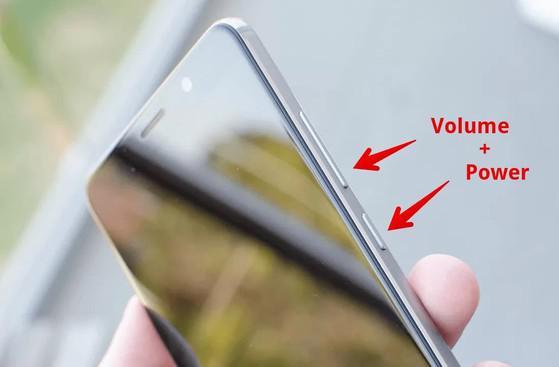 2 cách khởi động lại khi điện thoại bị treo - 1