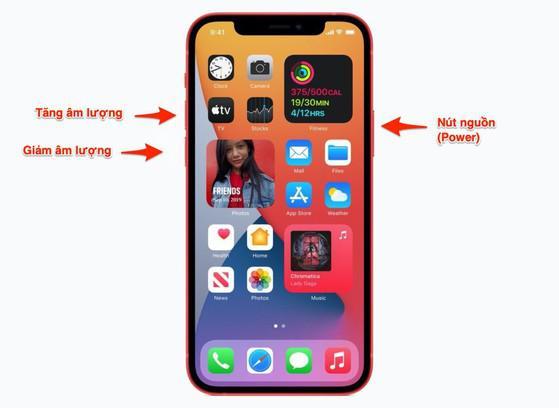 2 cách khởi động lại khi điện thoại bị treo - 2