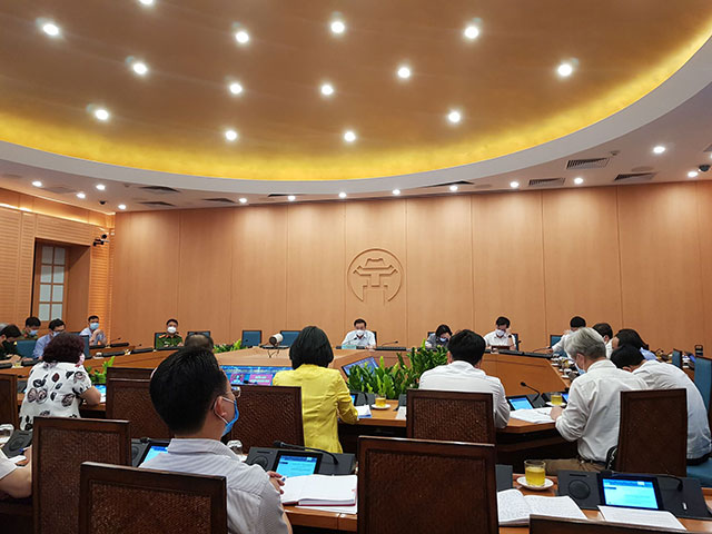 Một huyện của Hà Nội hoãn, huỷ 50 đám cưới để phòng dịch COVID-19 - hình ảnh 1