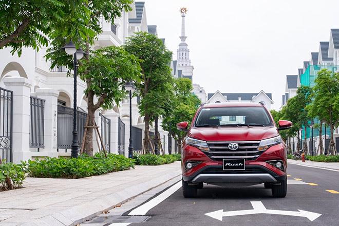 Toyota Rush bổ sung gói bảo hiểm vàng chính hãng cho người Việt
