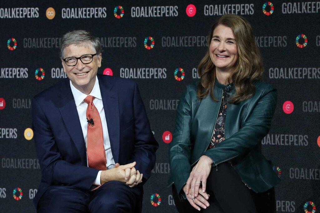 Từng có mối tình đẹp như mơ, Bill Gates khiến nhiều người sốc khi ly hôn với vợ - 1