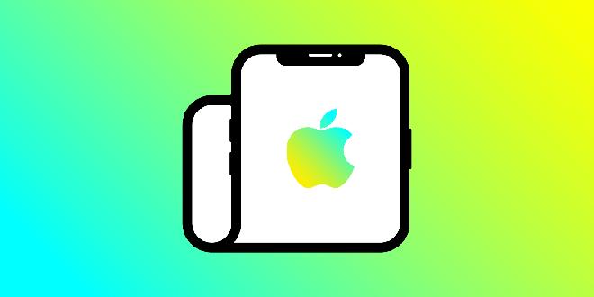 Vén màn bí mật về chiếc iPhone gập lại có màn hình 8 inch - 3