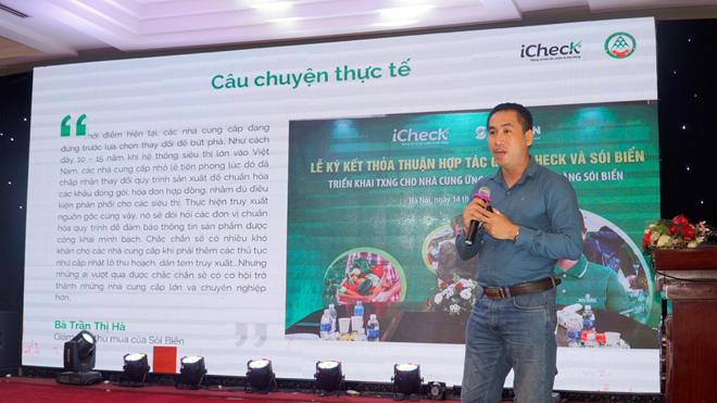 iCheck hỗ trợ nông dân tỉnh Đồng Nai 10 tỷ đồng để thực hiện truy xuất nguồn gốc - 2