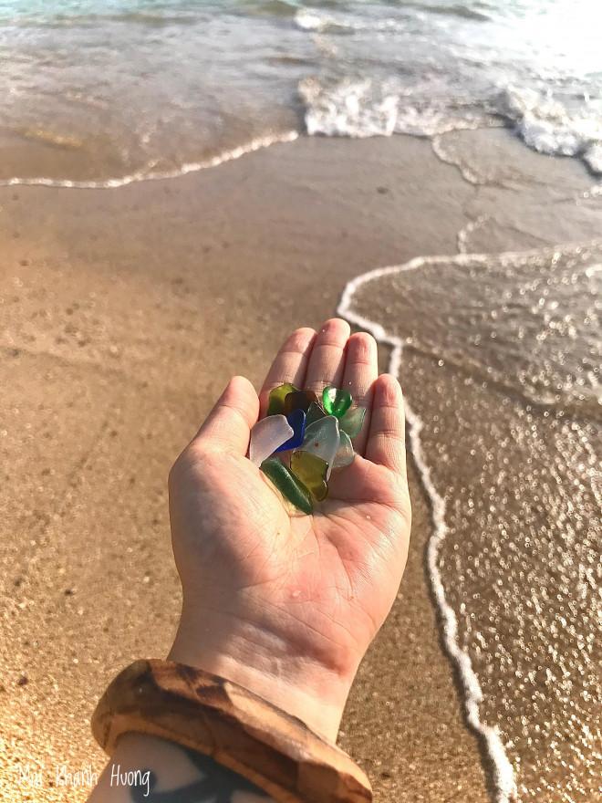Bình Định: Khám phá vùng biển nhỏ khiêm nhường đẹp như mơ tại làng chài Bãi Xếp - 4