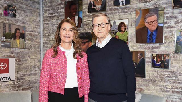 Điểm sơ tài sản của gia đình Bill Gates - 1