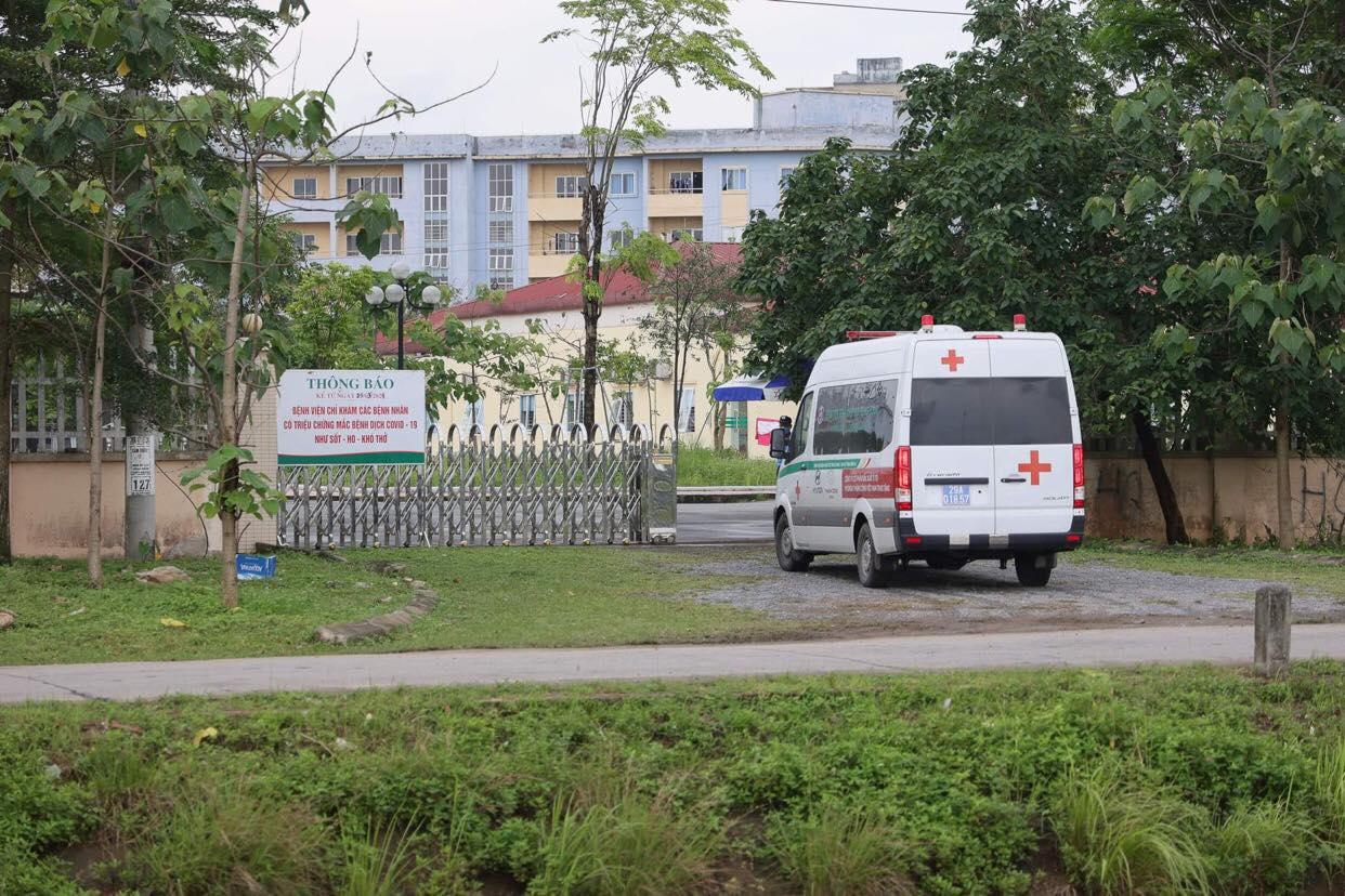 Thêm 14 ca dương tính với SARS-CoV-2 tại BV Bệnh nhiệt đới Trung ương - 3
