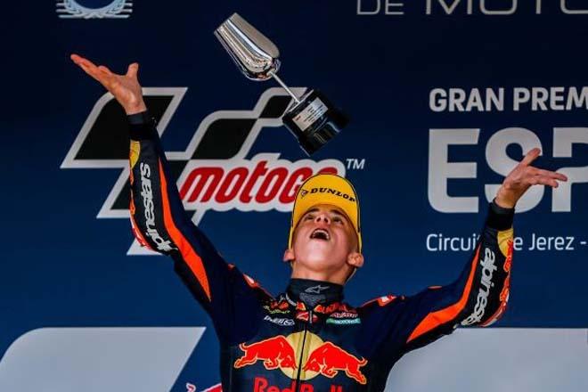 """Đua xe MotoGP, Spanish GP: Miller giải """"cơn hạn"""" chiến thắng sau 5 năm - 3"""