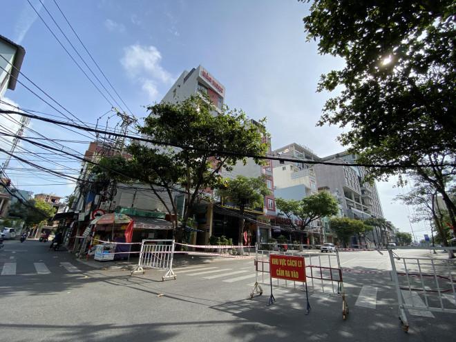 CLIP: Đà Nẵng khẩn cấp phong tỏa khu dân cư quanh vũ trường New Phương Đông - 1