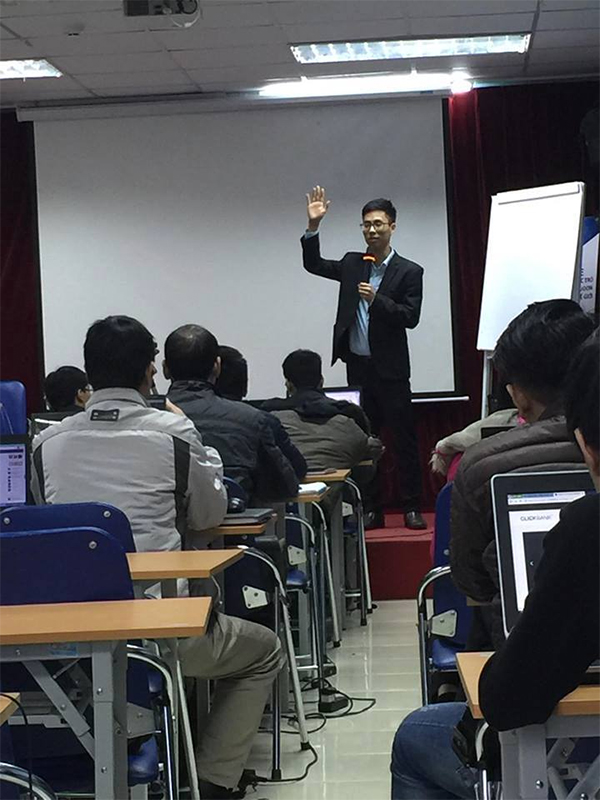"""CEO Becosmetic Trần Hà Quang: """"Nếu không hành động, thành công sẽ không bao giờ đến"""" - 4"""