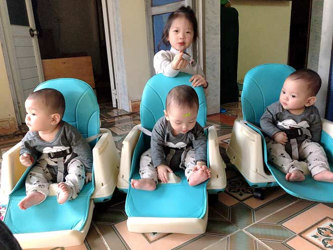 """Cuộc sống """"chóng mặt"""" của bà mẹ Hà Nam mang thai hiếm """"8 nghìn ca có một"""" - 7"""