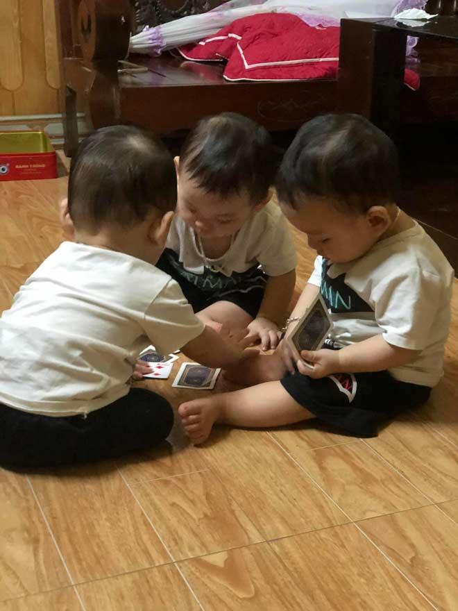 """Cuộc sống """"chóng mặt"""" của bà mẹ Hà Nam mang thai hiếm """"8 nghìn ca có một"""" - 9"""