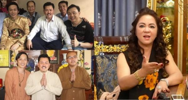 """Bà chủ Đại Nam phản ứng dữ dội khi Hoài Linh nhận show """"Thách thức danh hài"""" - 2"""