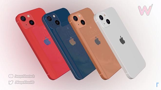Bộ tứ iPhone 13 làm mê hoặc iFan trong video concept mới - 3