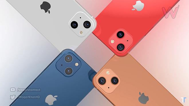 Bộ tứ iPhone 13 làm mê hoặc iFan trong video concept mới - 1