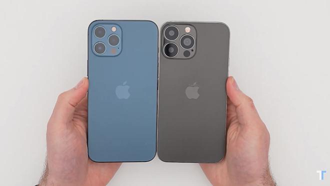 Bộ tứ iPhone 13 làm mê hoặc iFan trong video concept mới - 4